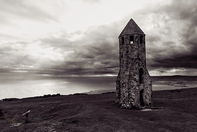 St Catherine.s Oratory, Isle of Wight.