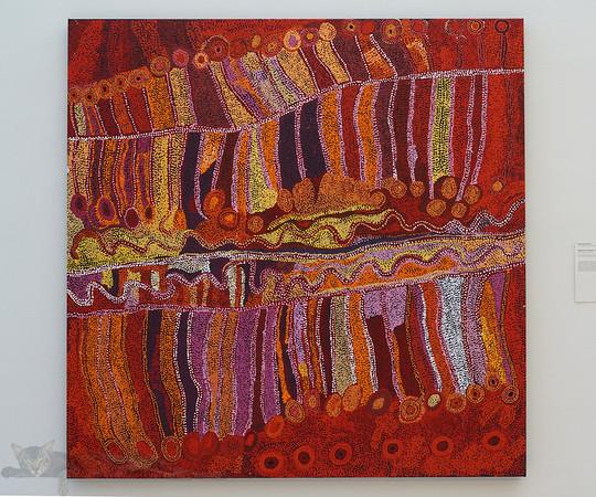 Ngayuku Mamaku Ngura by Wawiriya Burton