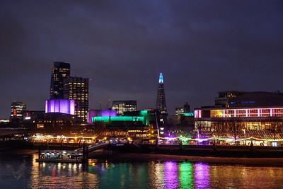 River Thames - Southbank