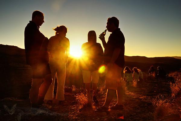 Neuras - Sundowner - Namibia