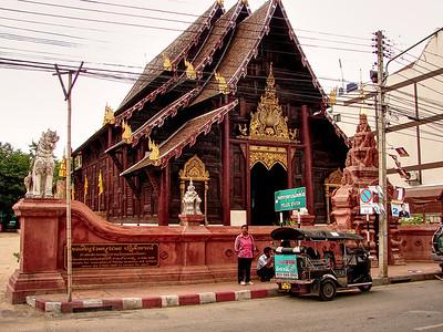 Chiang Mai - Temple - Thailand