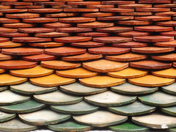 Tiles in Bangkok