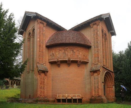 Watt's Chapel