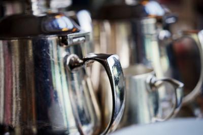 Betty's Silver Tea Service, Ilkley