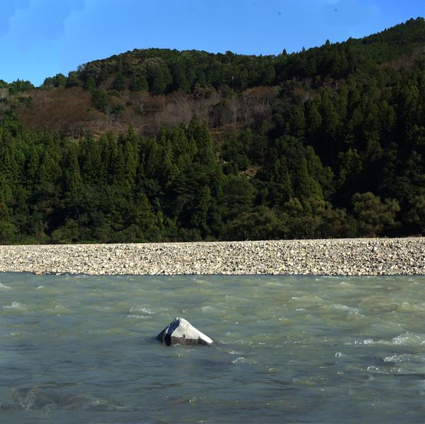 The Kumano River - Kumano Kodo - Japan