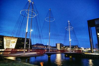 Copenhagen - Circle Bridge - Olafur Eliasson