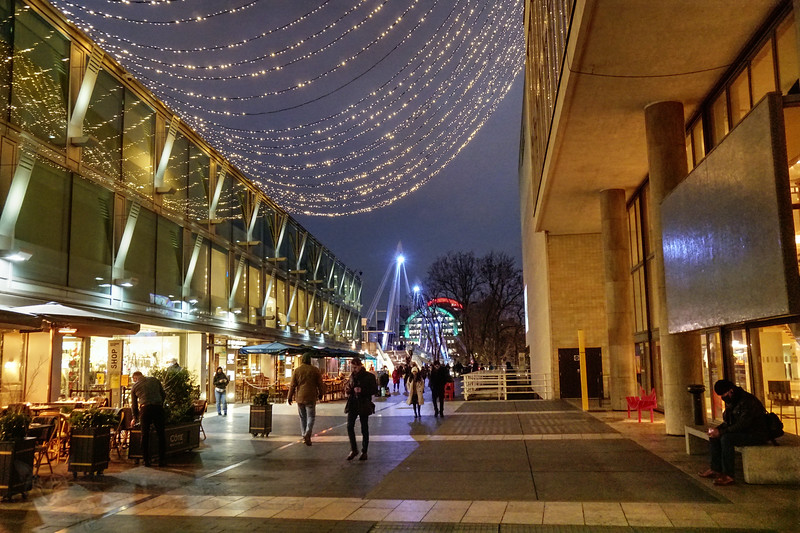 Royal Festival Hall - Southbank - London