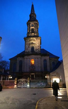 Copenhagen - Christian's Church