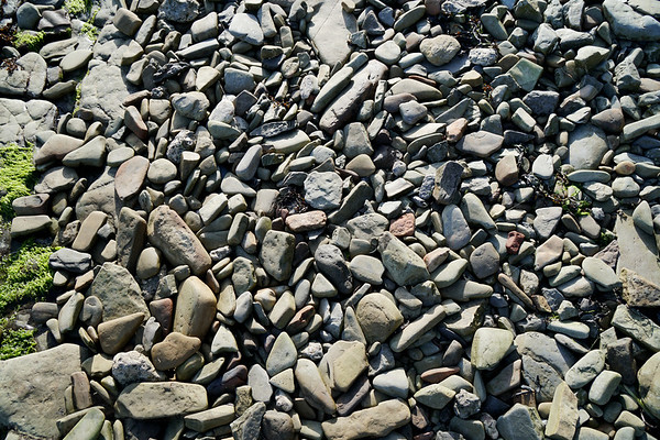 Pebbles and Rock - Rousay