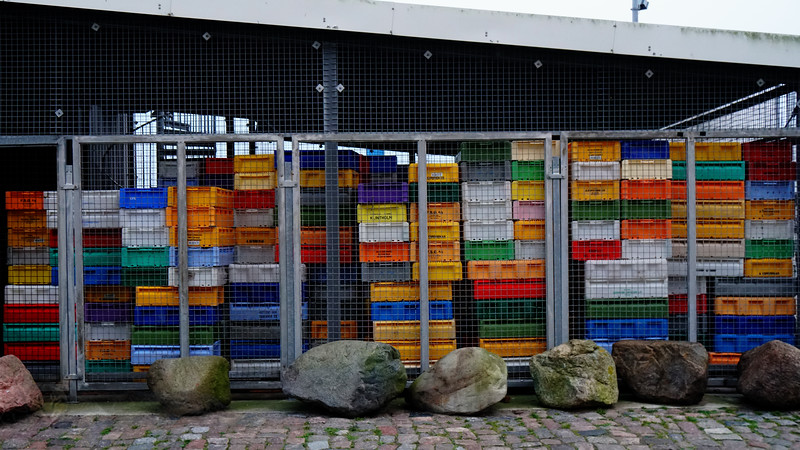 Fehmarn - Fishermans Boxes