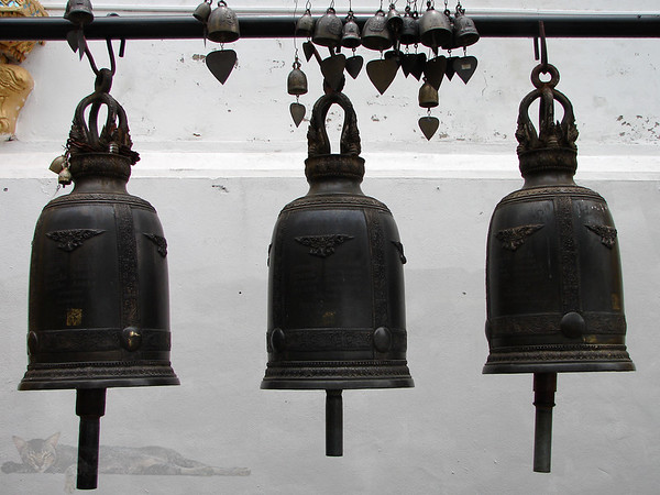 Bells - Temple - Wat Phra That Doi Suthep - Chiang Mai
