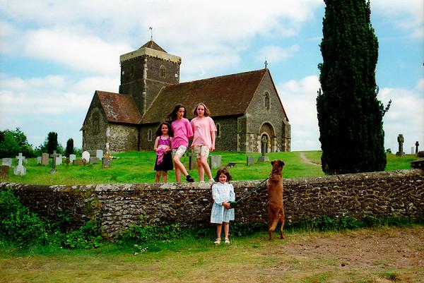 St Martha's Church, Chilworth