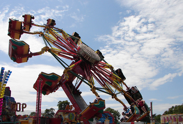 Fairground Ride - Wimbledon Common