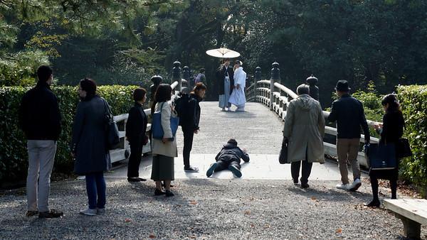 Wedding in Kyoto