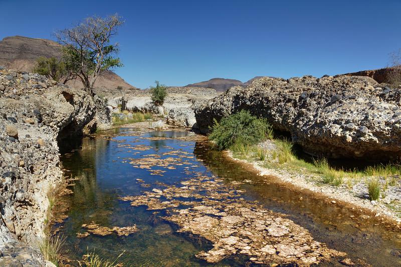 Tsauchab River - Namibia