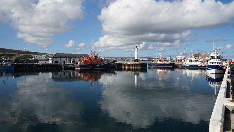 Kirwall Harbour - Orkney