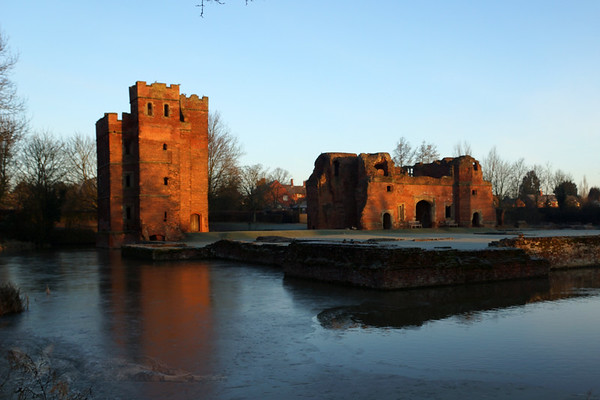 Kirby Muxloe Castle and Moat