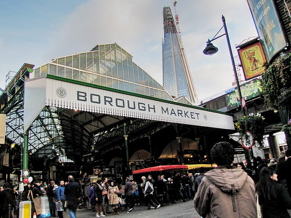 Borough Market - Southwark