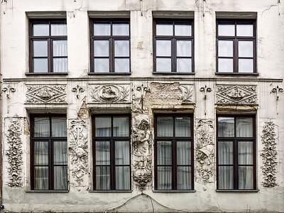 Ornate Building Facade - Brussels