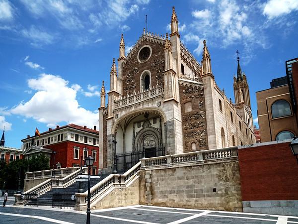 Church of San Jerónimo el Real - Madrid