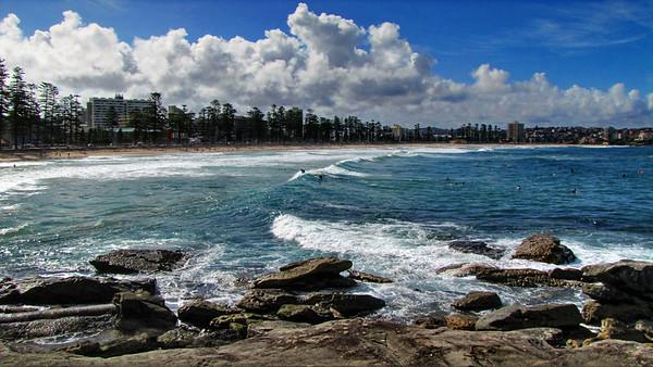 Manly Beach Oceanside