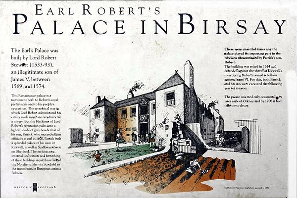Birsay - Earl Robert's Palace