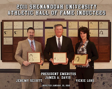 2011 SU Athletics Hall of Fame Induction Ceremony