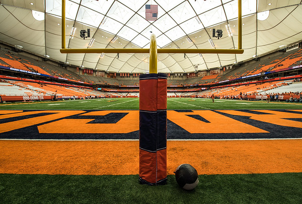 The Carrier Dome hosts most of the Syracuse University sports throughout the year.