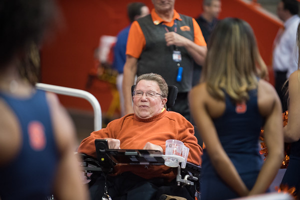 The dome is accessible to all who support the Syracuse Orange.