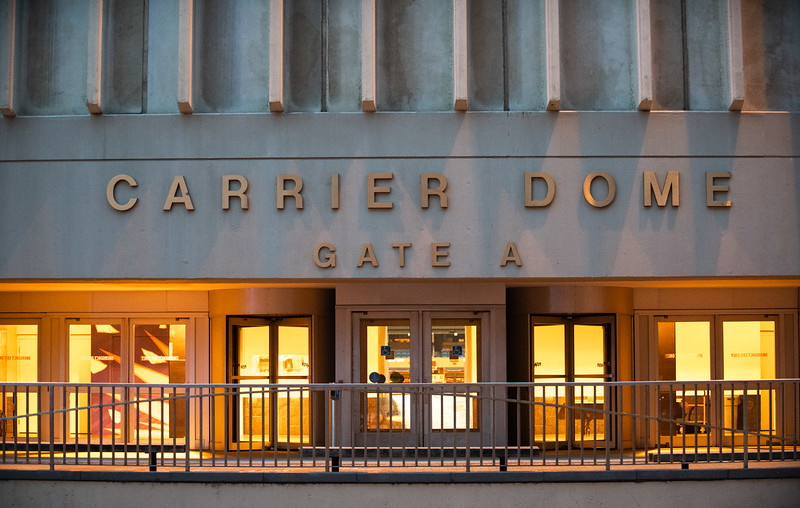 Gate A is the main gate that allows for people with any form of a disabilitiy to enter the dome.
