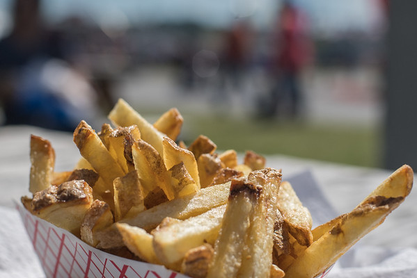 My favorite day is fry-day!