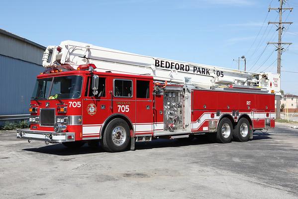 Bedford Park Fire Apparatus