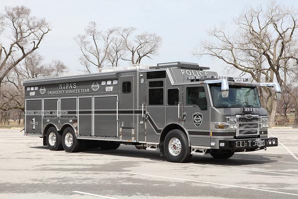 N.I.P.A.S. Truck 1 - Pierce Velocity - March 22, 2011