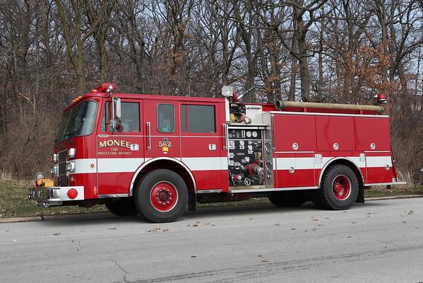 Suburban Chicagoland Fire Apparatus