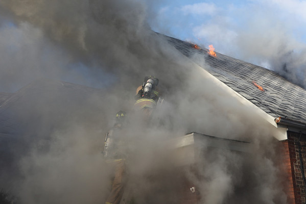 Berwyn Fire Department Box Alarm 2411 Harvey March 27, 2011
