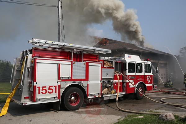 Box Alarm Pleasantview FPD Joliet Road