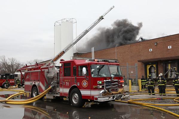 Bridgeview Fire Department 2nd Alarm 71st Street & 78th Avenue April 14, 2009