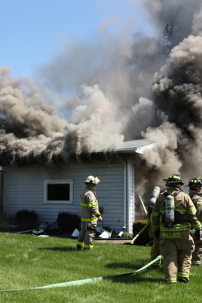Dolton 3rd Alarm 15137 Irving May 17, 2009