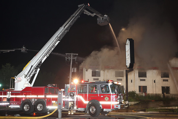Franklin Park Fire Department 3rd Alarm 3010 N. Manheim August 11, 2011