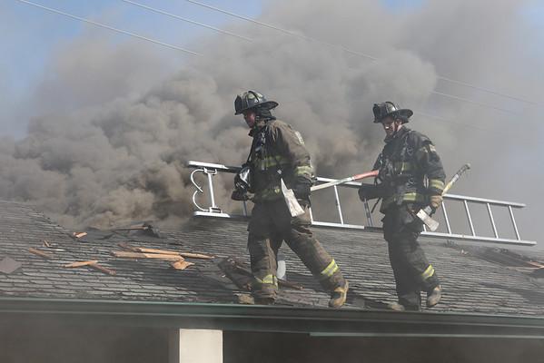 NIPSTA LIve Fire Training Niles, Illinois Milwaukee & Touhy March 6, 2009