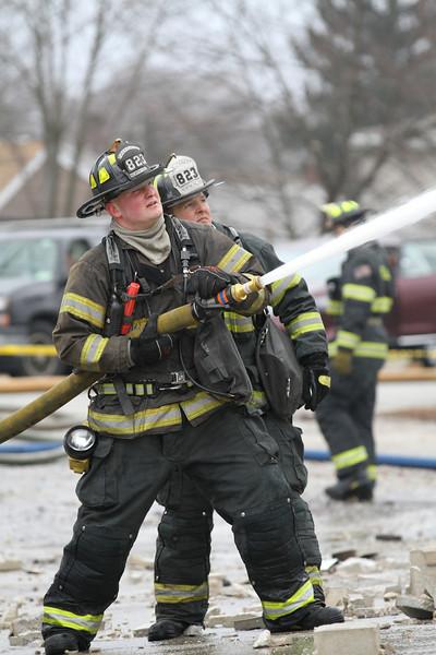North Palos FPD Box Alarm 11318 S. Harlem Avenue December 31, 2011