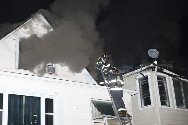 Summit Fire Department 3rd Alarm 7320 W. 61st Street August 17, 2011