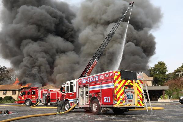 Willow Springs 2-11 Fire  / 3-11 Tender 8900 Archer Road WillowBrook Ballroom October 2016