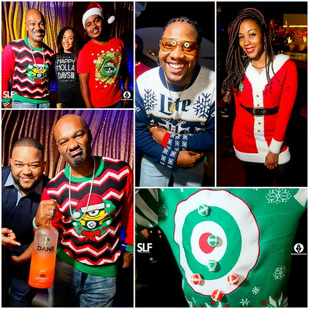 SUITE LIFE FRIDAYS PRESENTS BIG TIGGER'S UGLY SWEATER PARTY 12-22-17