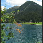 Davosersee Davos Les Grisons