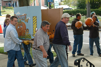 Pumpkin Bearers