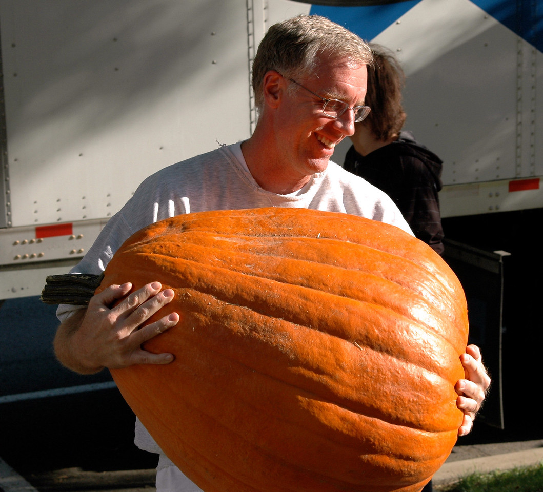 Mother of All Pumpkins - 2