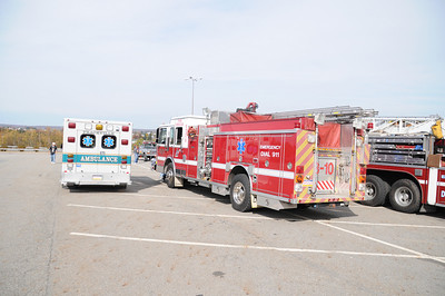 SCHUYLKILL MALL FIRE PREVENTION 10-23-2010 PICTURES BY COALREGIONFIRE