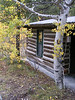 3. One of the oldest cabins at Colter Bay.