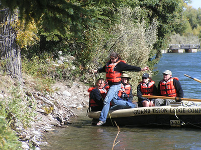FLOAT TRIPS -  what makes up a float trip